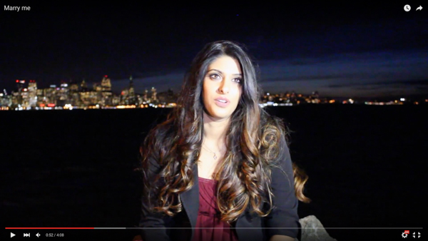 San Francisco - Marry Me - She said yes marriage proposal  Videography SF