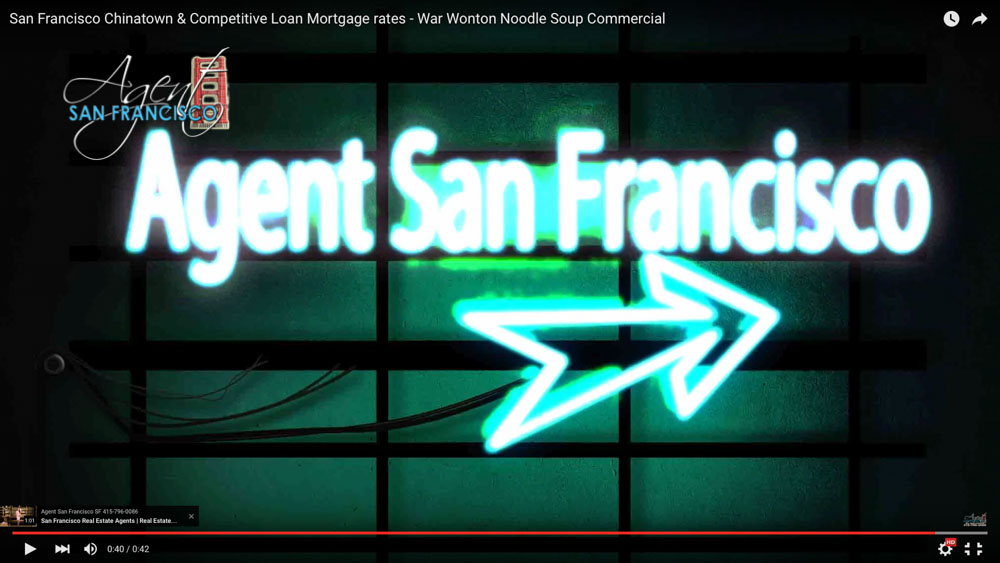 SF CHINATOWN RESIDENTIAL & COMMERCIAL MORTGAGE LOANS SOUP BOWL VIDEO – AGENT SF