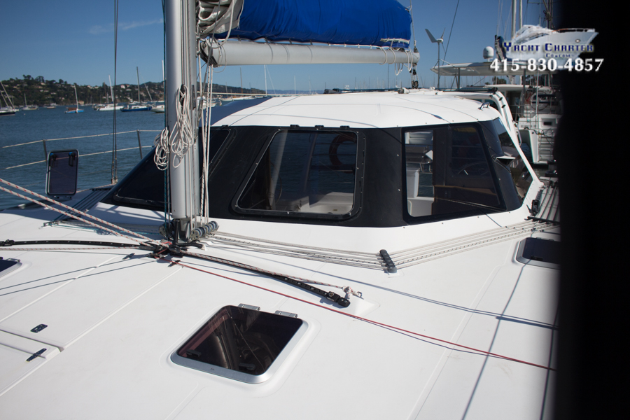 Yacht Charter Co SF Catamaran-29