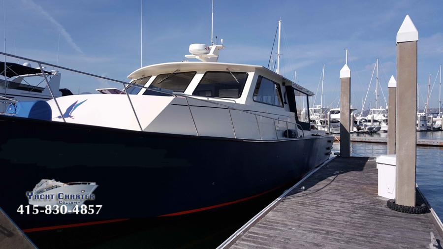 Yacht Charter Co SF Motor Yacht 55 foot-13