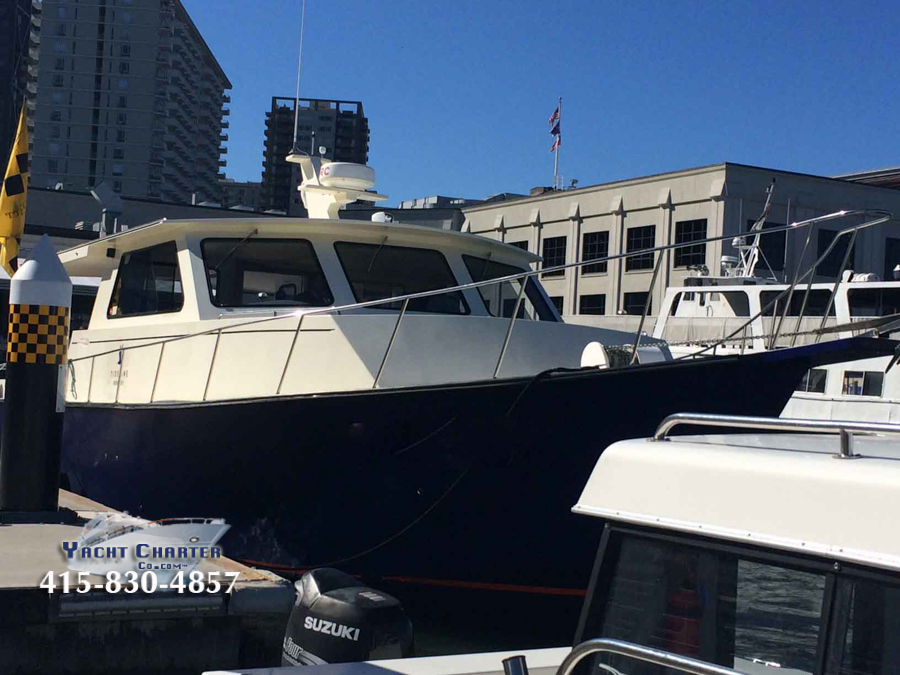Yacht Charter Co SF Motor Yacht 55 foot-2