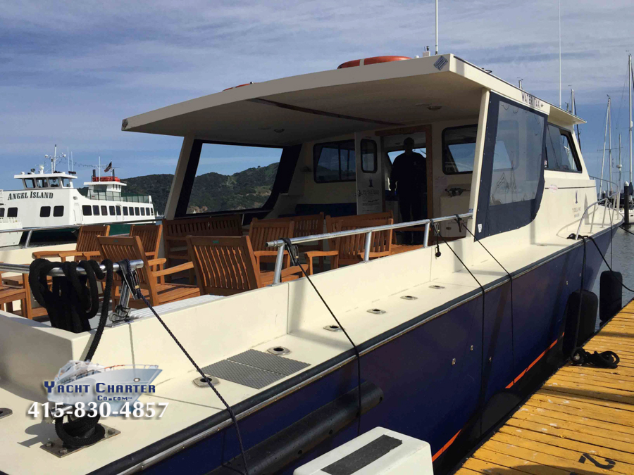Yacht Charter Co SF Motor Yacht 55 foot-7